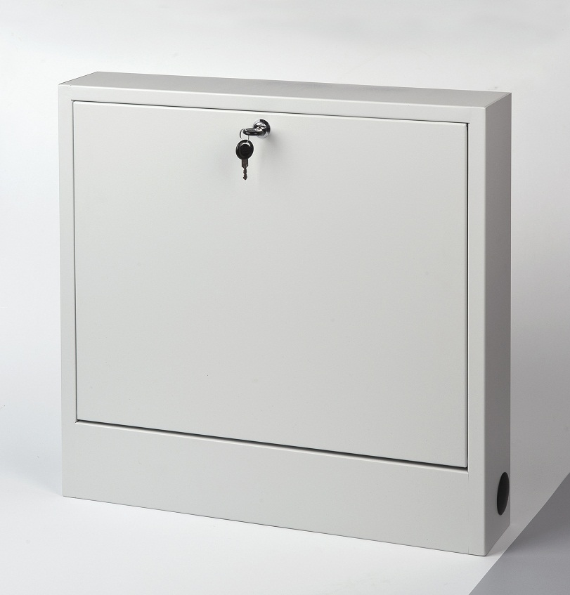 laptopaufbewahrung laptop box f r wandmontage. Black Bedroom Furniture Sets. Home Design Ideas